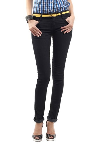 Picture of Kraus Jeggings Black Jeans